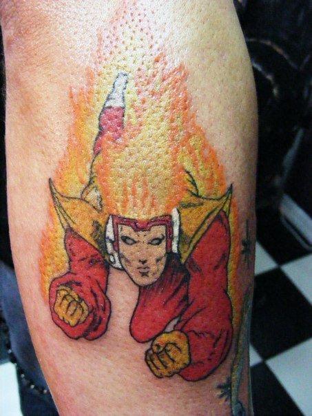 Me van a tatuar la cola pendeja del grupo de whatsapp aqui httpquamillerco - 4 3